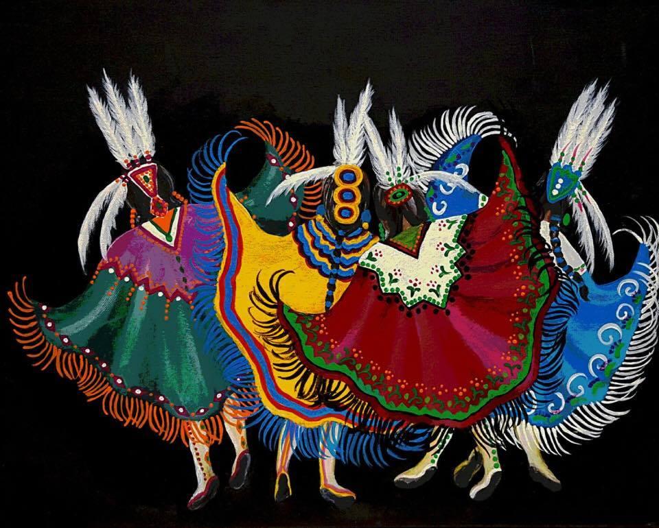 Penny Coates dancers